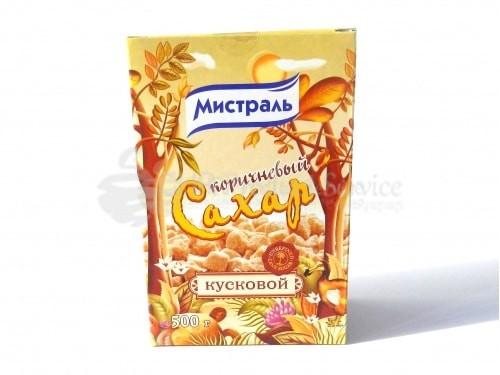 Եղեգնյա շաքար Мистраль 0.5կգ
