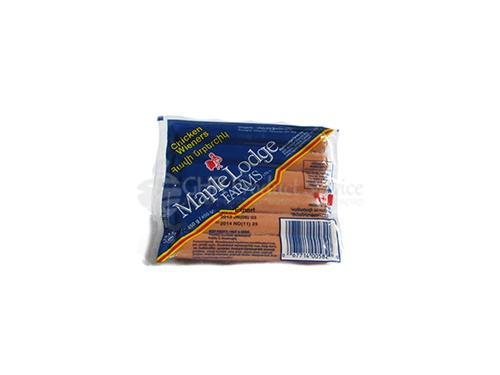 Chicken sausages 0.45kg